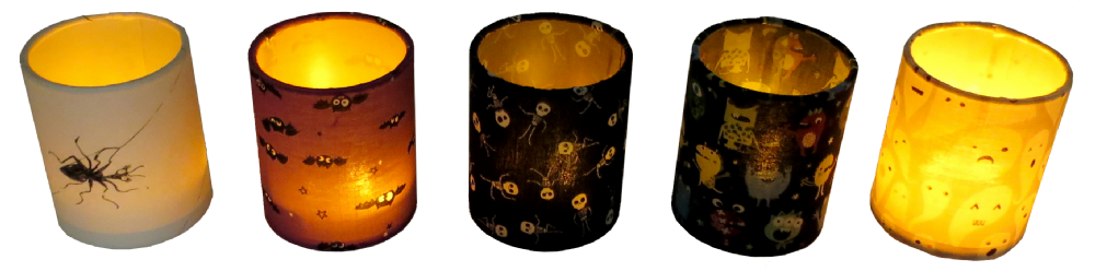 Make your own lanterns a fantastic craftactivity for halloween christmas and night lights